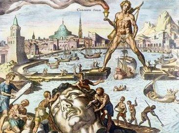 Las Siete Maravillas del Mundo Antiguo.