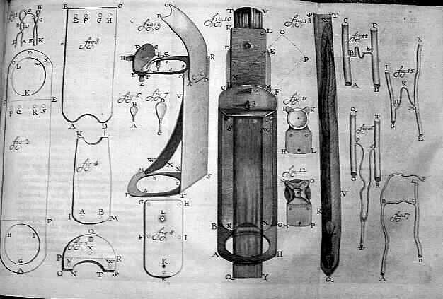 van-leeuwenhoek-microscopios-henry-baker