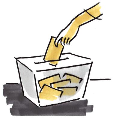 Sobre la democracia representativa y el voto en blanco