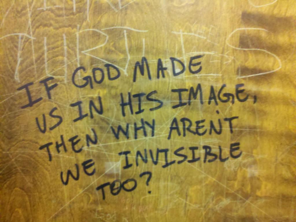 y el hombre hizo a dios a su imagen y semejanza