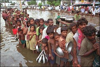 Bangladesh, un país condenado a la destrucción natural