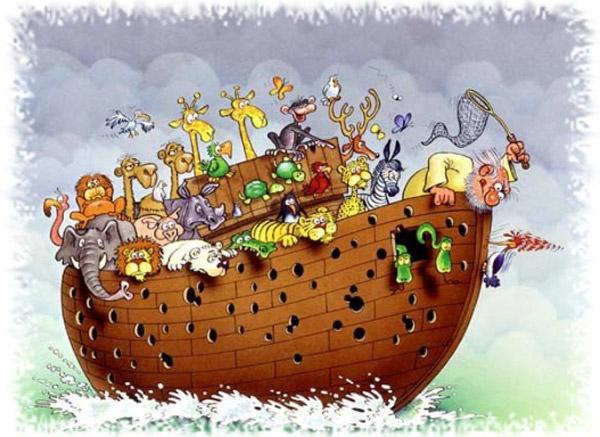 Resultado de imagen de arca noe
