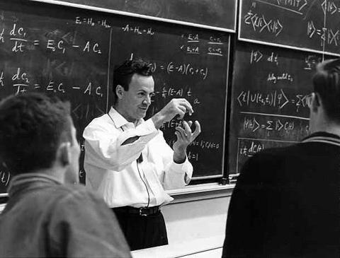 Resultado de imagen para Richard Phillips Feynman