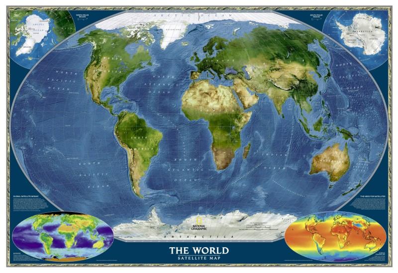 Qu pasara si todo el hielo del planeta se fundiese