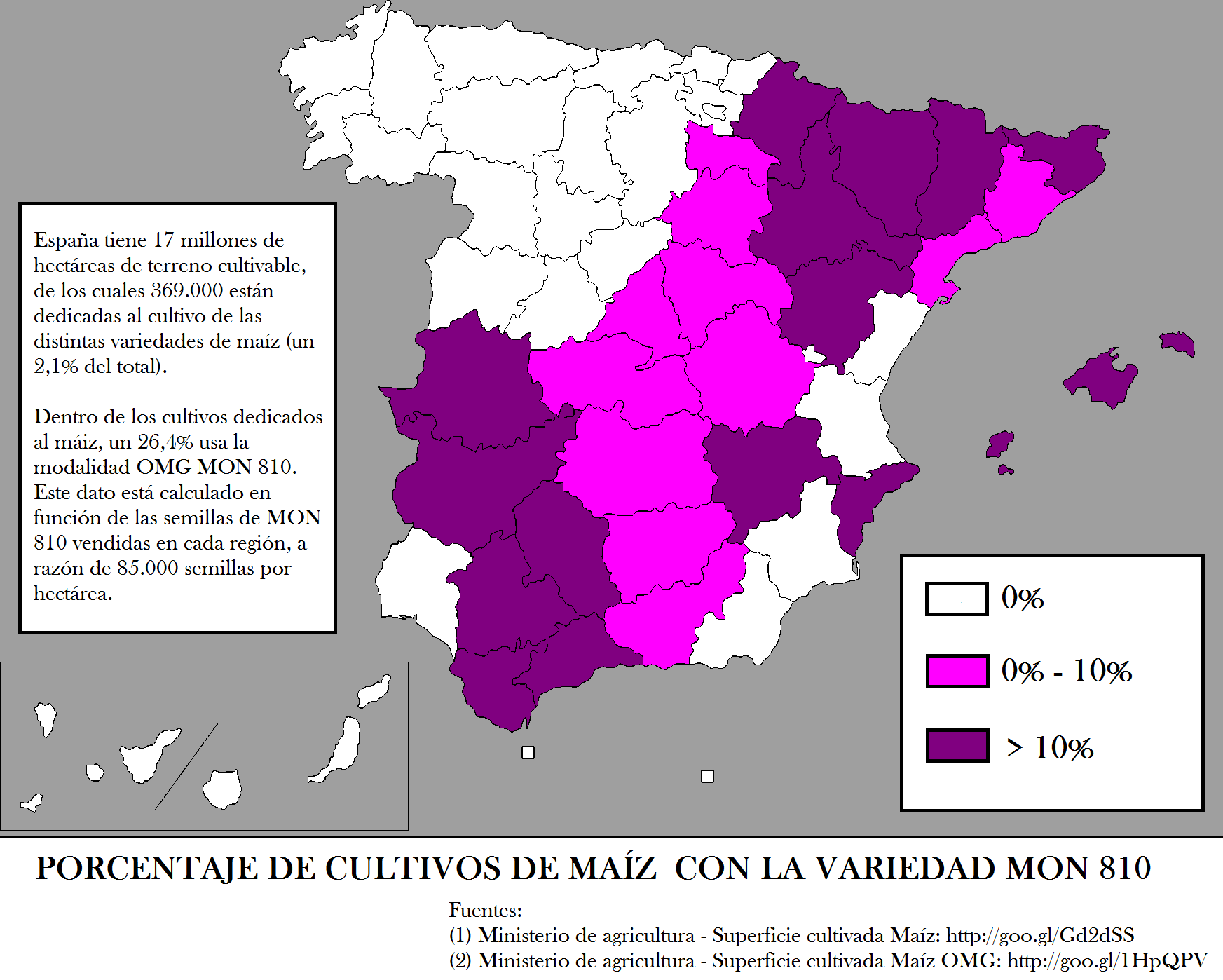 El cultivo de transgénicos en España (4)