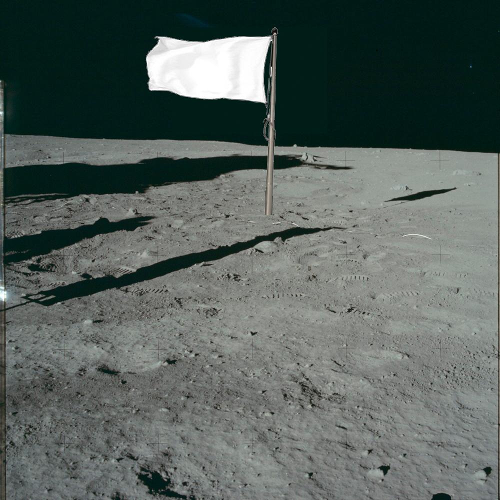 White-flag-on-Moon