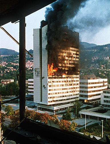 Sitio de Sarajevo