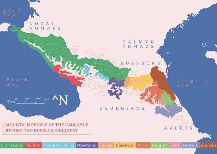 etnias-del-caucaso