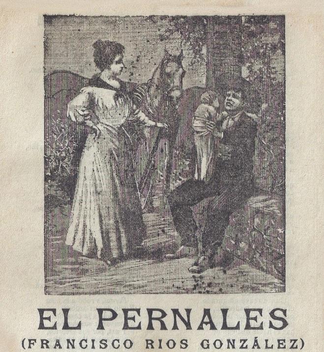 El Pernales- El Personaje